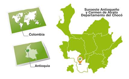 Колумбия Супремо Мицуи Антьокия