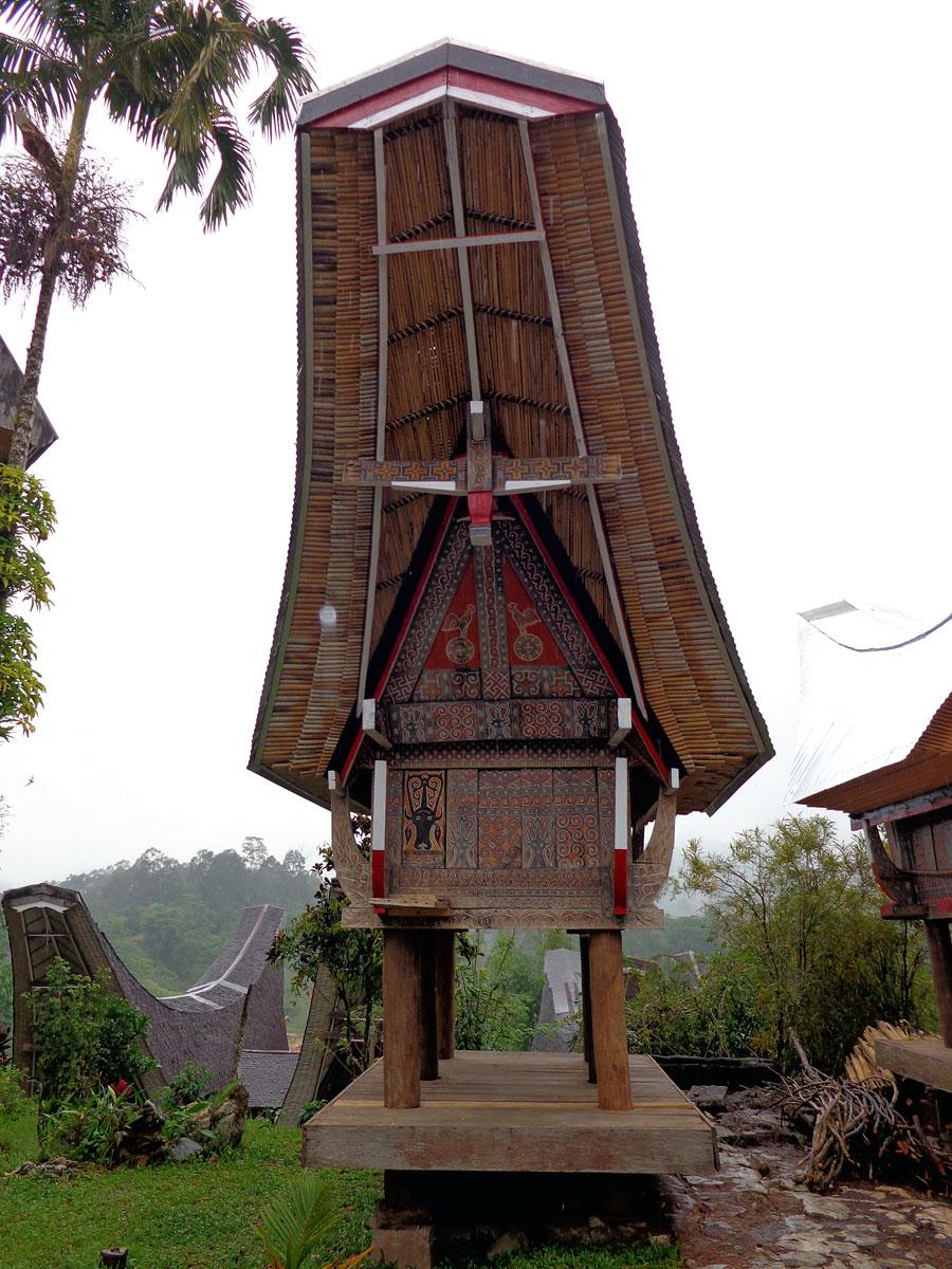 Индонезия Сулавеси Торайя